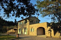 Perfect vacation rental situated in the hills of Cortona.  Enjoy complete privacy with your own private pool and amazing views!