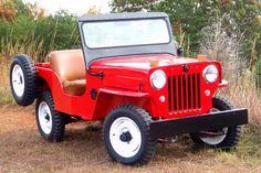 CJ-3B Willy Jeep