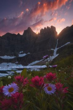Shadow of Greatness, Glacier National Park, Montana, by Ryan Dyar, on 500px.