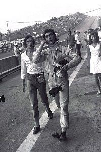 + Francois Cevert 25.2.1944 - 6.10.1973 F1