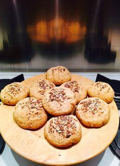 Pagnotte senza glutine con semi misti tostati