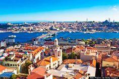 11 Ciudades En Las Que Debes Mochilear Al Menos Una Vez Tu Vida Visiter IstanbulCorneTurquieAilleursCarte