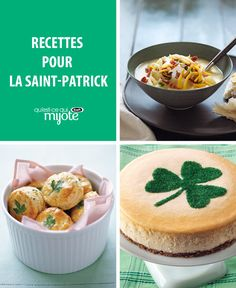 Kraft Canada's collection of St. Patrick's Day recipes & desserts is the best way to commemorate St. Fall Desserts, Dessert Recipes, Fete Saint Patrick, Cake Games, Irish Recipes, Pumpkin Spice Cupcakes, Bear Cakes, Holiday Recipes, Holiday Ideas