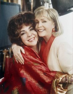 Young Debbie Reynolds And Elizabeth Taylor 1000+ images about DEB...