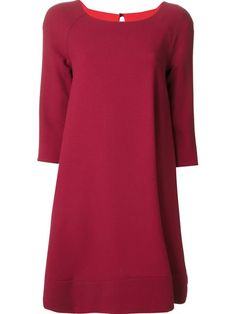 Shop Gianluca Capannolo classic shift dress in Al Duca d'Aosta from the world's best independent boutiques at farfetch.com. Over 1000 designers from 60 boutiques in one website.