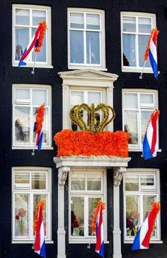 King's Day 2013 ~ a day with lots of tradition