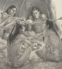Inipi - The Rite of Purification The Lakota term for sweat lodge is Inipi which means 'to live again'. Inipi is a purification rite and is necessary in order to help the vision quest seeker enter into a state of humility and to undergo a kind of spiritual rebirth.