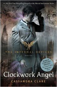 The Infernal Devices Series by Cassandra Clare.  A great Prequel series to The Mortal Instruments.