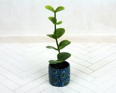 1/6 scale handmade potted plant for dolls