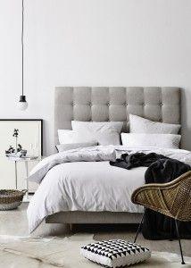 gallery heatherly design - Slate Bed Frame