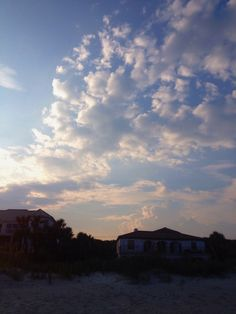 8/8/14 Sunset in the sand / Myrtle