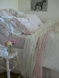 Shabby Chic - http://ideasforho.me/shabby-chic-108/ -  #home decor #design #home decor ideas #living room #bedroom #kitchen #bathroom #interior ideas