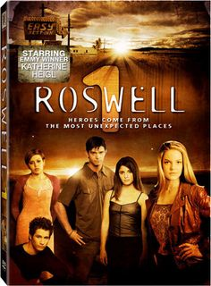 Roswell - Fox Re-Releasing Roswell Season Sets with New Packaging