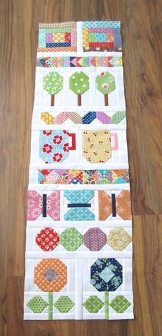 Bee In My Bonnet: The Quilty Fun Sew Along - Week 15 - Butterflies!!! ...