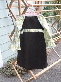 turning short sleeves into long sleeves on a peasant dress