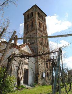 Chiesa di Santa Maria del Piano, Neive #church #castle #museum #piemonte #italy #provinciadicuneo