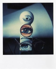 Andre Kertesz -The Polaroids ,ca 1970