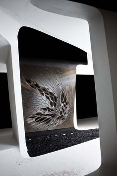 Zaha Hadid wall art for Citco