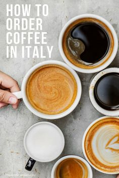Your Guide To Drinking Coffee In Italy — The Anthrotorian