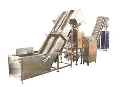Automatic Vegetable Packaging Unit