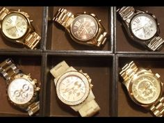 Michael Kors Watches Lexington (Gold) Review - http://www.thefullreview.com/michael-kors-watches-lexington-gold-review/