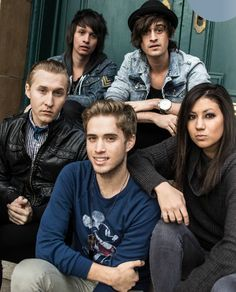 The Summer Set. Lets take this back 2005. Brian will you be mine