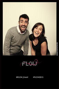 FLOW Paris septembre 2013, #Ykone #FLOW2013 #Photobooth