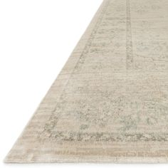 Francis Beige/ Blue Rug (3'3 x 5'3) - Overstock™ Shopping - Great Deals on Alexander Home 3x5 - 4x6 Rugs