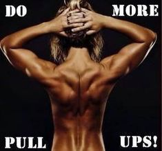 You Can't Do Pull Ups? Here's How To Get There -
