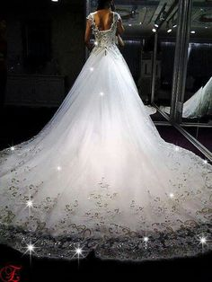 A dress for a princess