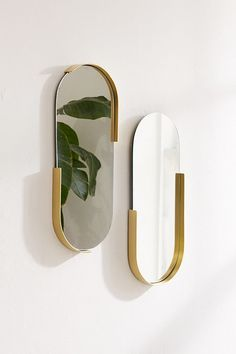 Shop Pill Mirror Set at Urban Outfitters today. We carry all the latest styles, colors and brands for you to choose from right here. Urban Outfitters Home, Cool Mirrors, Beautiful Mirrors, Home Decor Sale, Mirror Set, Oval Mirror, Woven Rug, Home Accessories, Homemade Home Decor