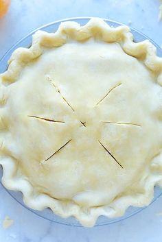 Classic Double Pie Crust Recipe