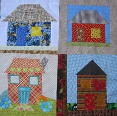 Love Laugh Quilt: House update