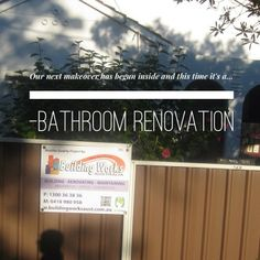 Starting a bathroom renovation on the North Shore of Sydney. #bathroom #sydney #homerenovation #bathroomrenovation  #sydneylocal www.buildingworksaust.com.au @buildingworksau #newsbuildingworksaust