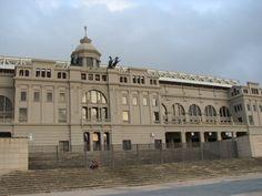 Palais Sant Jordi Montjuic Barcelone