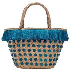27f26b0977a 10 Stylish Beach Bags for Summer - Jetsetter. franceseattle 2 · Handbag Love