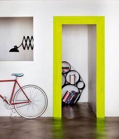 Fluo door frame, Marie Claire Maison