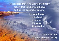 "James Antoniou Official: ""The Call"", new short story by James Antoniou free..."
