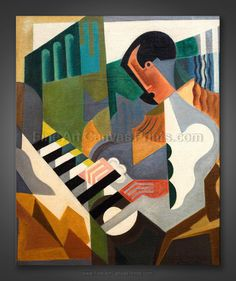 Maria Blanchard: Pianist