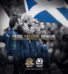 PRIDE.PASSION.HONOUR the @Scotlandteam can #standtallandproud #asone throughout the whole #RWC2015 tournament #sco