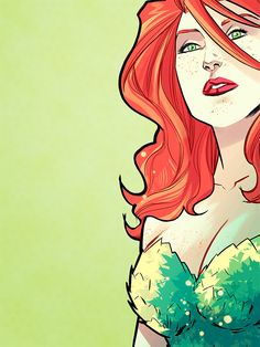 "thisisbitti: """"Poison Ivy in Trinity #05 [preview] "" """