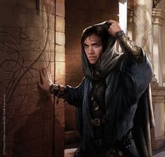 Character by Magali Villeneuve