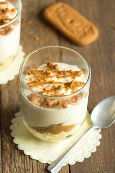 Moi, gourmande ?: Mousse de pommes, pâte de spéculos & pommes fondantes