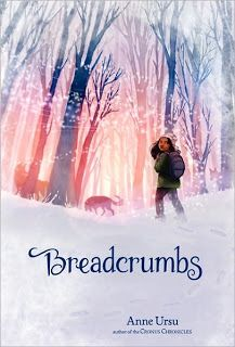"""""""Breadcrumbs"""" by Anne Ursu. Check out my review on: https://www.goodreads.com/book/show/10637959-breadcrumbs"""