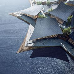 Architecture Photo, Amazing Architecture, Floating House, Chengdu, Luxury Villa, Exterior, Instagram, Building, Mars