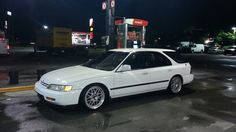 My 94 Honda Accord wagon