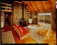 Vintage Weekend Prefab | Cottage | Factory built | 1970s