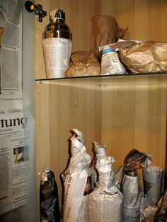 A prank we played on my roommate; covered his things in newspaper - a lot of fun, at least for us!    On my blog.     Check this out! Roommate Pranks, Funny New, Classic Tv, Newspaper, Cover, Quotes, Blog, Check, Quotations