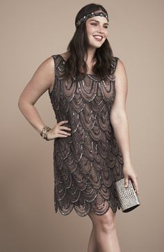 shop 1920s plus size dresses and costumes | flapper style dresses