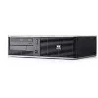 Pc sh HP Compaq dc5750 sff ,Sempron 3600+, 1gb ddr2, 80gb, Dvd